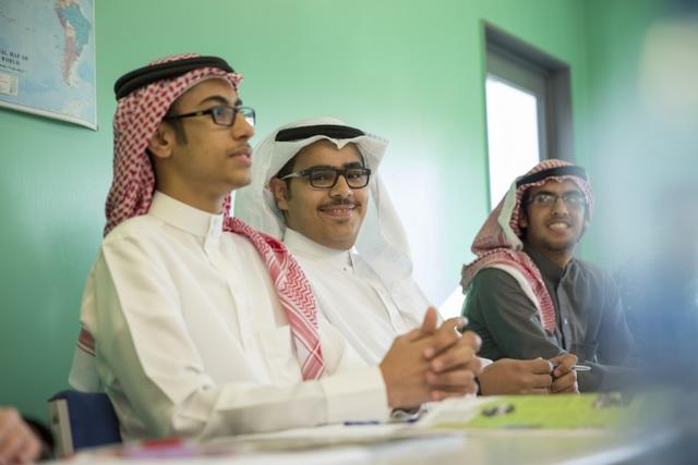 Class - Saudi 2