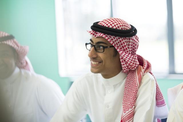 In class - Saudi 3