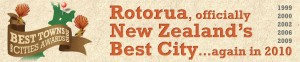NZ Best City