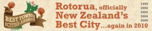 NZ Best City
