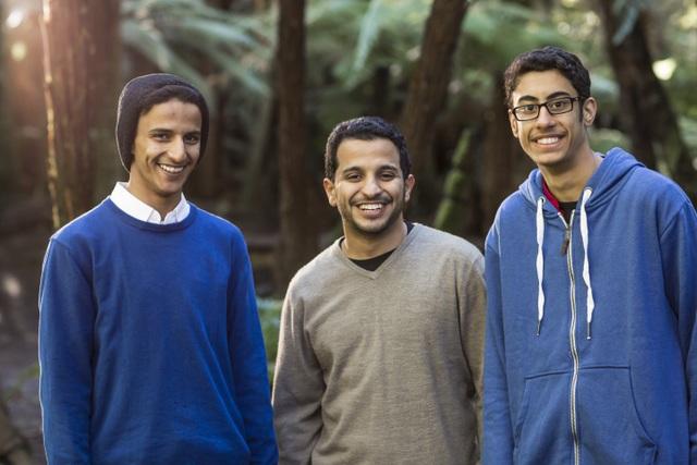 Saudi boys
